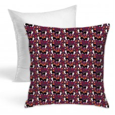 Rcorgi Autumn Purple Tri Shop Preview Throw Pillow Covers for Sofa Bedroom , Can be used in recreational vehicle 45cm x 45cm